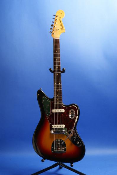 1963 Fender® Jaguar® Sunburst
