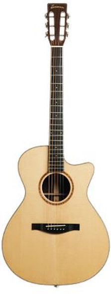 Eastman AC708CE Grand Concert w/Slotted Headstock Engelmann Spruce Top (AC708CE)