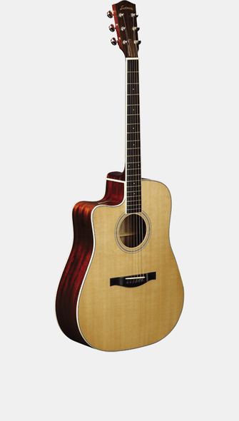 Eastman AC320LCE Left Handed Dreadnought Cutaway (AC320LCE)