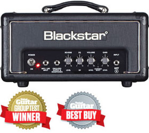 Blackstar HT1HR - 1 watt tube head with reverb