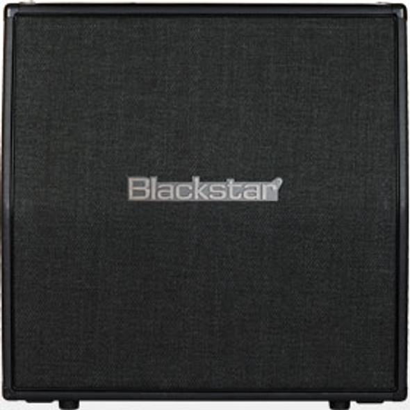 "Blackstar HTVMETAL412A - HT Metal 4X12"" ANGLED CELESTION LOADED METAL GRILL CABINET"