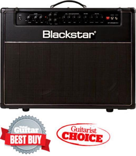 "Blackstar HTSTAGE60C - HT Stage 60 watt tube, 2x12"" stage combo"