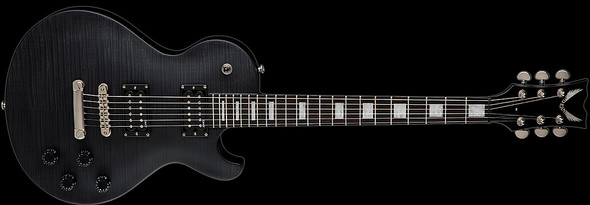 DISCONTINUED - DEAN Thoroughbred Deluxe - Trans Black Satin