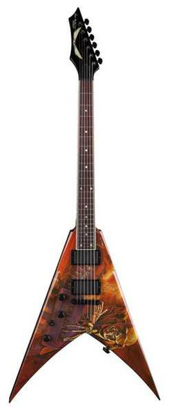 Dean V Dave Mustaine - Peace Sells Lefty