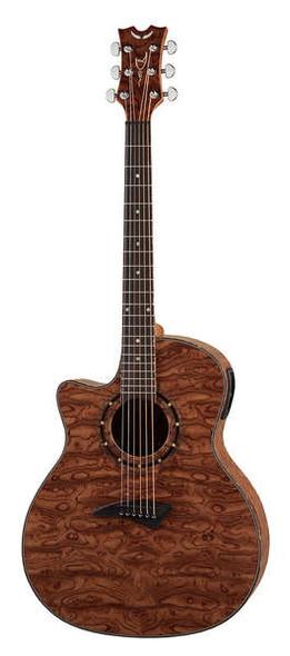 DISCONTINUED - Dean Exotica A/E w/Aphex® Bubinga Wood Lefty