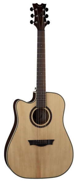 DISCONTINUED - Dean Natural Series CAW Acoustic/Electric w/Aphex® GN Lefty
