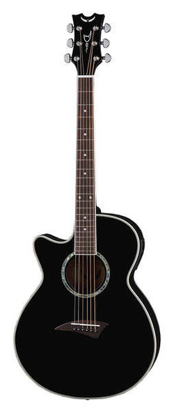 DISCONTINUED - Dean Performer Electric - Classic Black Lefty