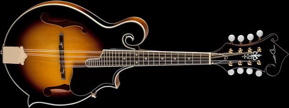 DISCONTINUED - Dean Bluegrass F Mandolin - Vintage Sunburst