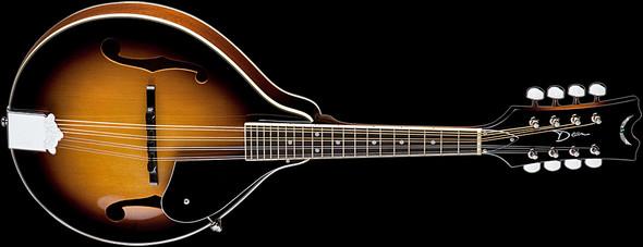 DISCONTINUED - DEAN Tennessee A Mandolin - Vintage Sunburst
