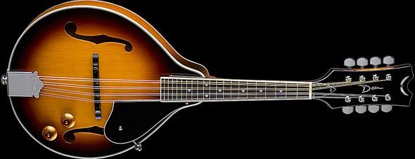 DISCONTINUED - Dean Tennessee AE Mandolin - Vintage Sunburst