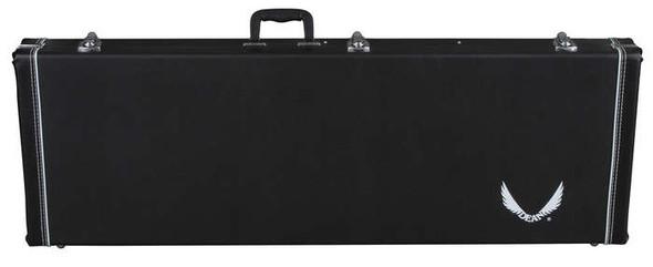 DISCONTINUED - Dean Deluxe Hard Case -Razorback Series Lefty