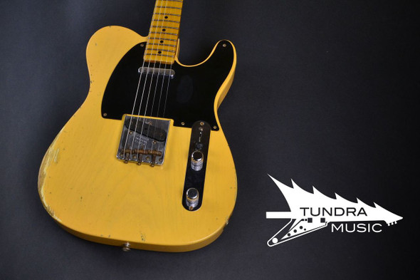 Fender Custom Shop '51 Nocaster Relic - Nocaster Blonde