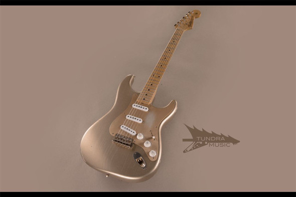 Fender Custom Shop '56 Stratocaster - HLE Gold
