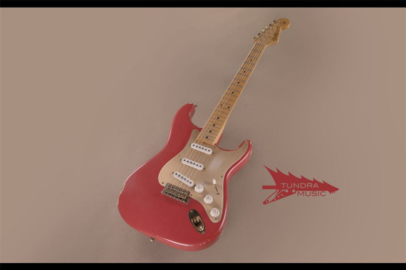 Fender Custom Shop '56 Stratocaster - Fiesta Red