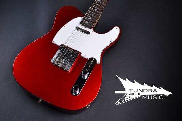 Fender Custom Shop 1967 Telecaster NOS – Candy Apple Red