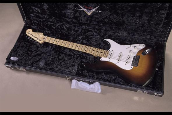 Fender Custom Shop 2012 Stratocaster PRO Closet Classic Maple - Faded 2 Tone Sunburst 416