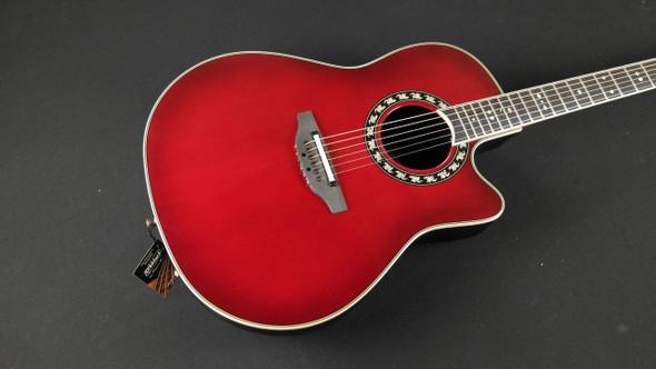Ovation Legend 2077AX Acoustic/Electric - Cherry Burst (748)