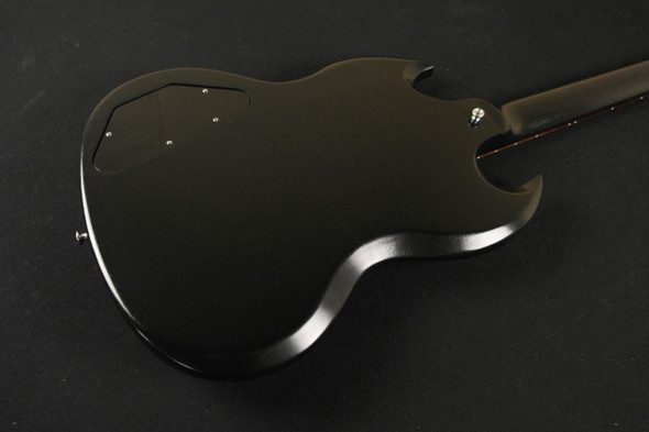 Gibson 50's Tribute SG - 2013 MINT PROTOTYPE stamp NO robot tuners- Black