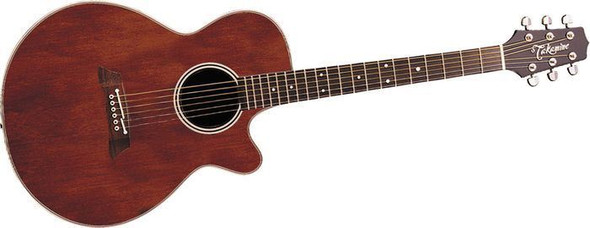 Takamine EF261S-AN Pro Series Acoustic-Electric Guitar