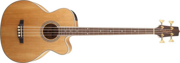 Takamine GB72CE-NAT G Series Acoustic Electric Bass Guitar- Natural