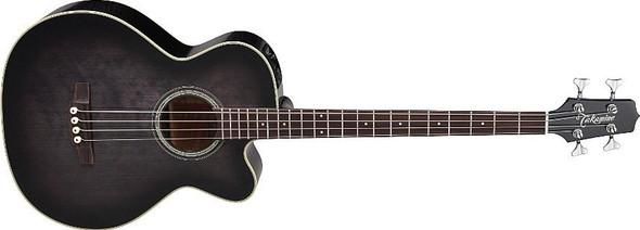 Takamine PB5-SBL Sbl Acoustic Bass - Gloss Sbl