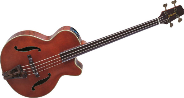 Takamine TB10 Legacy Series Acoustic-Electric Upright Bass