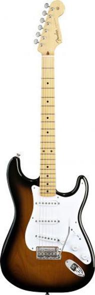 Fender Classic Player '50s Stratocaster - Maple Fingerboard - 2-Color Sunburst