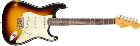Fender Custom Shop 1961 Relic Stratocaster - 3-Tone Sunburst