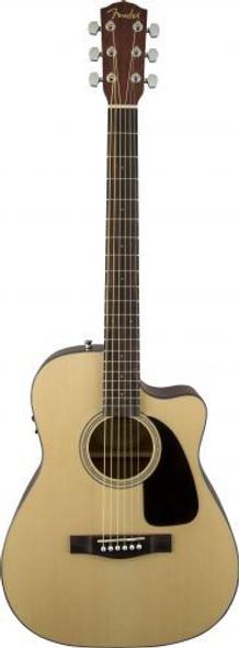Fender CF-60CE Folk Natural with Case 961454221