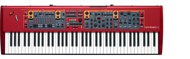 Nord - Stage 2 EX - 76 note weighted hammer action