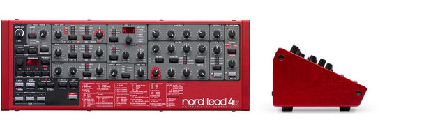 Nord - Lead 4 multi-timbral analog synth rack,20 note poly