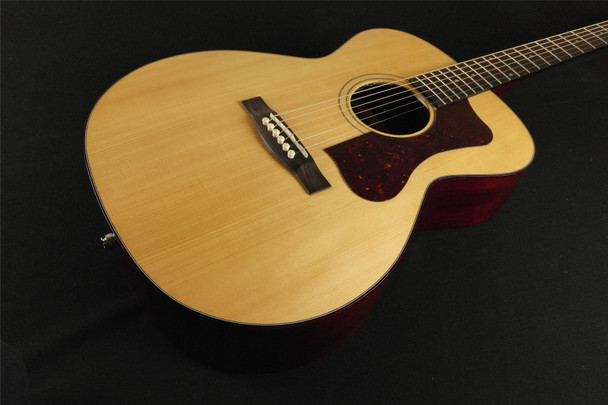 Guild F-30 Aragon w/DTAR Orchestra SP/MH Natural with Case (001)
