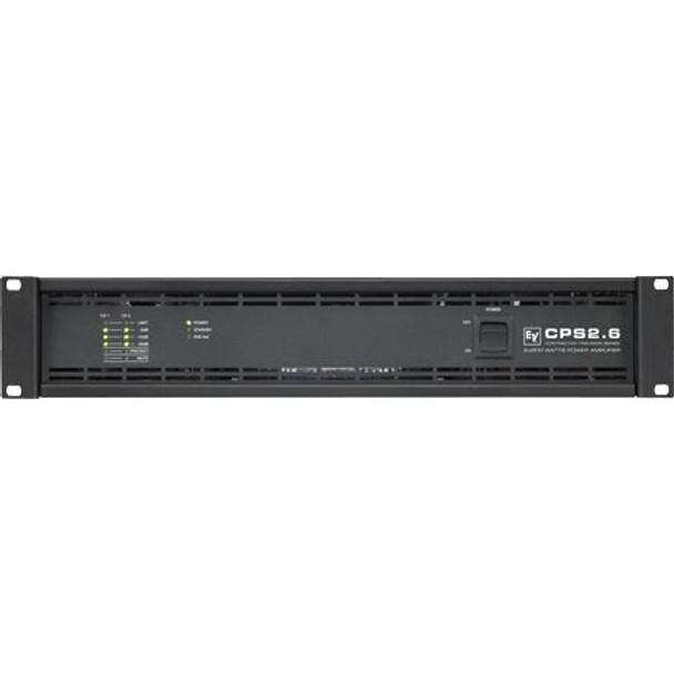 Electro-Voice CPS2.6-II Power Amp 2 x 600W