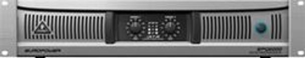 Behringer Professional 2,000-Watt Light Weight Stereo Power Amplifier, ATR Technology