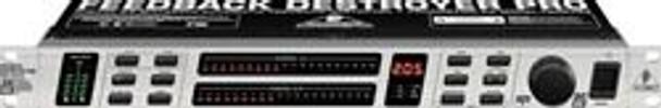 Behringer Feedback Destroyer/Parametric EQ , 40 FBQ Filters, 96 kHz