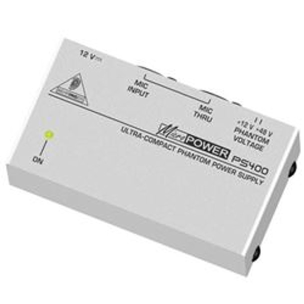 Behringer Ultra-Compact Phantom Power Supply