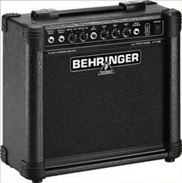 "Behringer 15-Watt Keyboard Amplifier with VTC-Technology and 8"" BUGERA Speaker"
