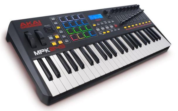 Akai Professional MPK249 Keyboard Controller