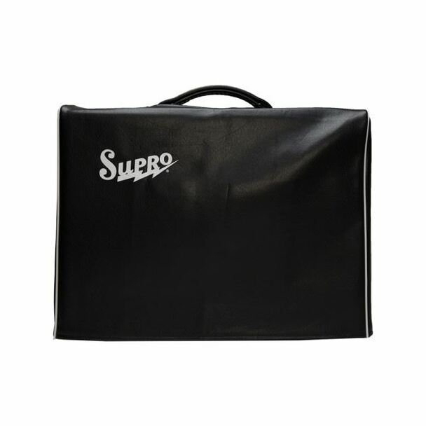 Supro 1x12 Black Magick Amp Cover-