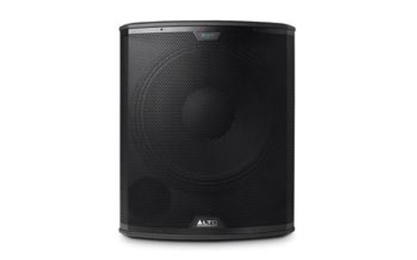 Alto Black 18S SUB 2400W Active Subwoofer -BLACK18SUBX110