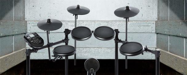 Alesis Nitro Kit  Eight-Piece Electronic Drum Kit with Nitro Drum Module -NITROKITXUS
