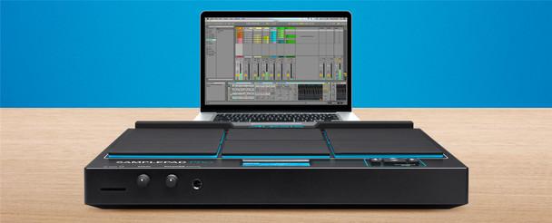 Alesis SamplePad Pro 8-Pad Percussion and Sample-Triggering Instrument -SAMPLEPADPROXUS