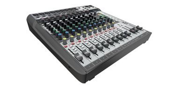 Soundcraft Signature 12MTK  12 in Multitrack Mixer