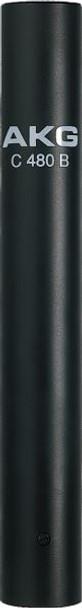 AKG C480 B-ULS C480 B pre-amp for the ultralinear series capsules, CK61, CK62, CK63, and CK69 ULS.