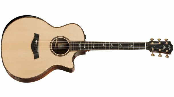 Taylor 914ce Grand Auditorium Cutaway Acoustic/Electric - Natural