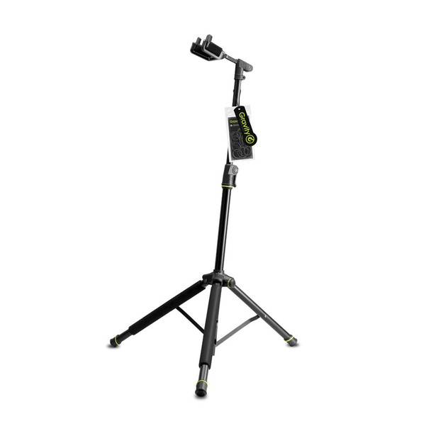 Gravity GS 01 NHB - Foldable Guitar Stand - Neckhug
