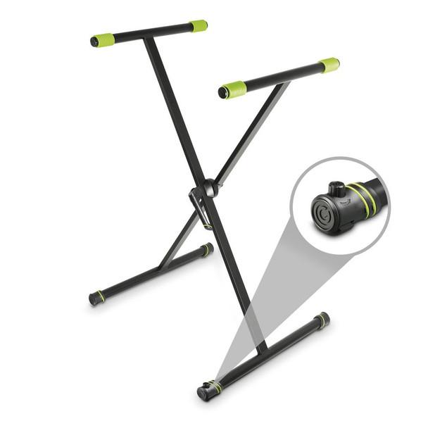 Gravity KSX 1 - Keyboard Stand X-Form single
