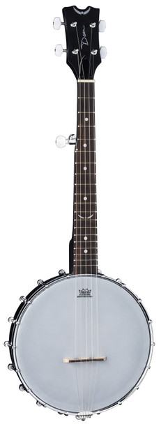 Dean Backwoods Mini Travel Banjo BKS