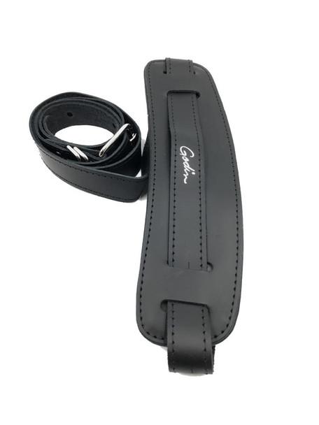 Godin Retro Deluxe Black Leather - 37278
