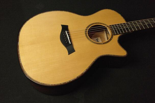 Taylor K14CE Builder's Edition